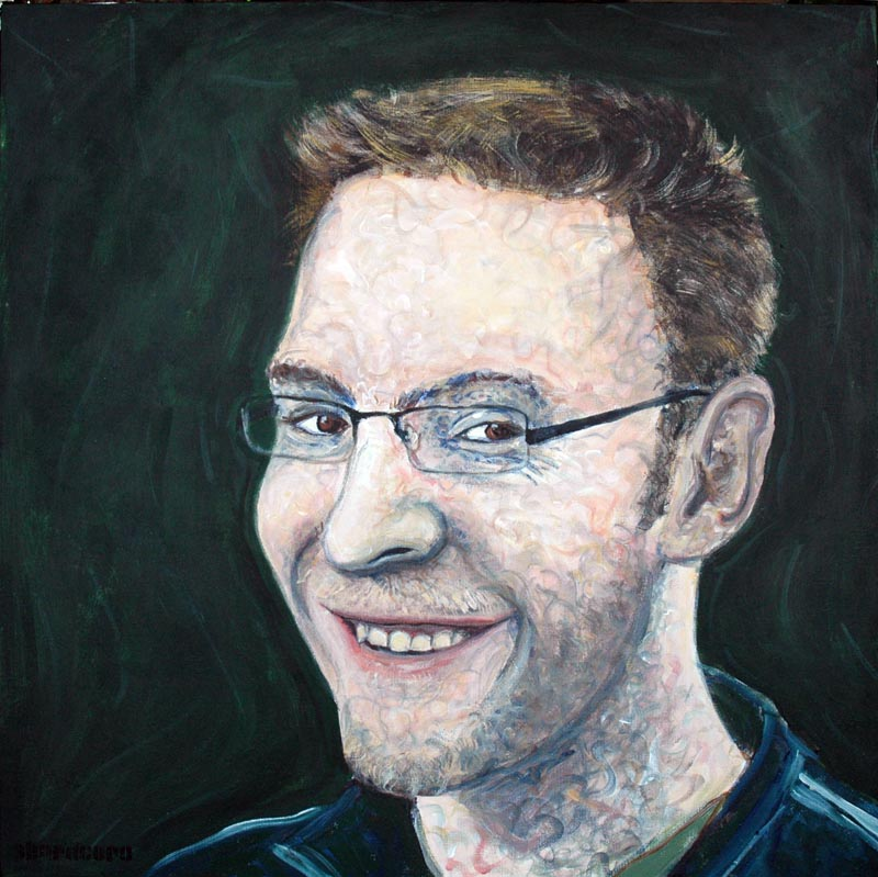 Ian's Portrait