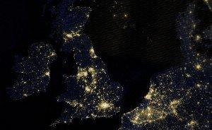 Europe satellite